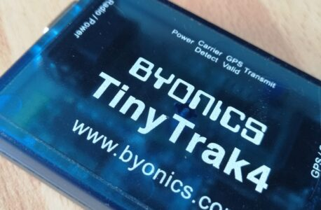 Putting Bluetooth into the Tinytrak 4