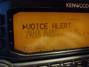 APRS Voice Alert