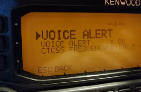 What is APRS Voice Alert ?