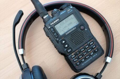 Jabra headset and amateur radio